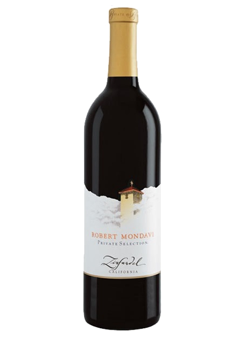 Robert Mondavi Zinfandel Private Selection